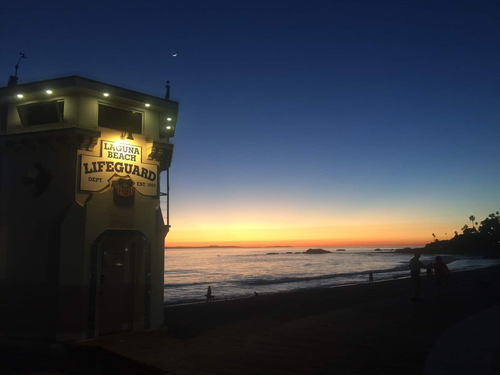 Laguna Beach Tower